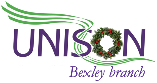 Merry Christmas from UNISON Bexley branch