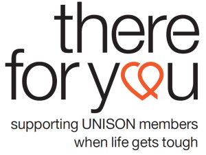 There for You - supporting UNISON members when life gets tough